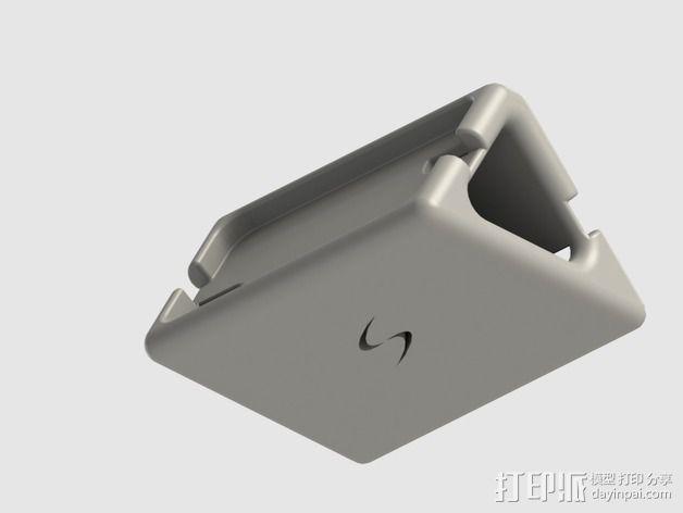 三星Galaxy S4手机架 3D模型  图5