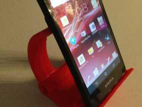 手机架 3D模型