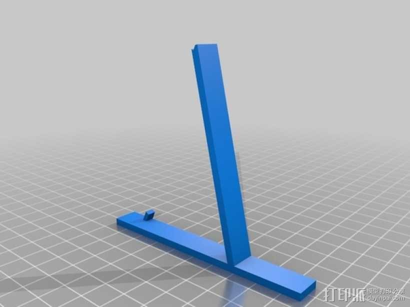 游戏机支架 3D模型  图4