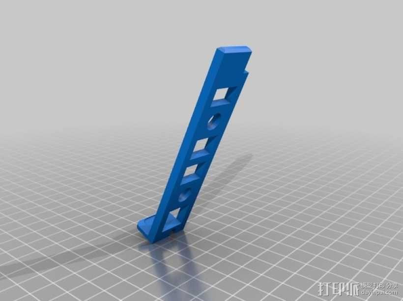游戏机支架 3D模型  图6