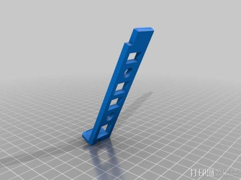 游戏机支架 3D模型  图7