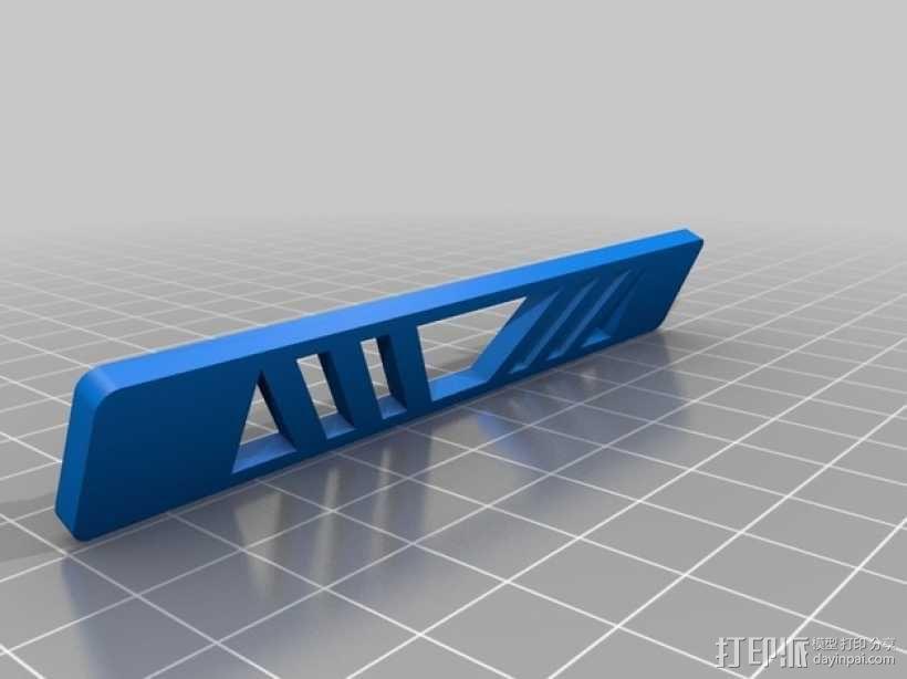 游戏机支架 3D模型  图8