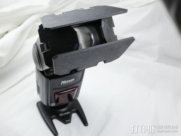 相机挡光板 3D模型  图9
