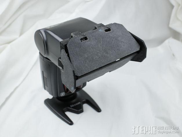 相机挡光板 3D模型  图10