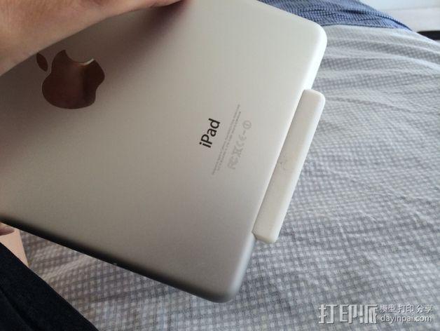iPad mini 平板电脑扩音装置 3D模型  图2