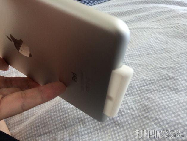 iPad mini 平板电脑扩音装置 3D模型  图3