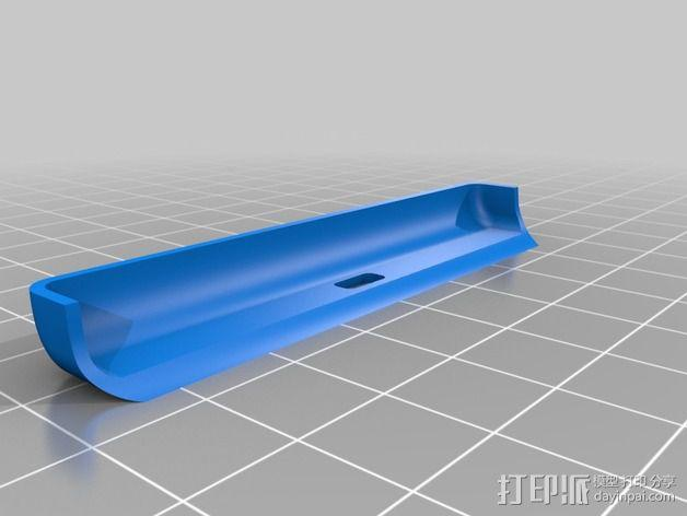 iPad mini 平板电脑扩音装置 3D模型  图5