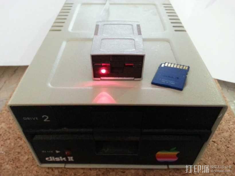 硬盘收纳盒 3D模型  图6