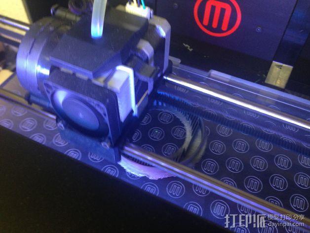 将能相机镜头罩 3D模型  图12