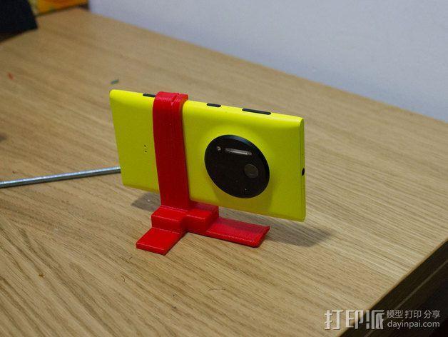 Lumia 1020站架  3D模型  图1