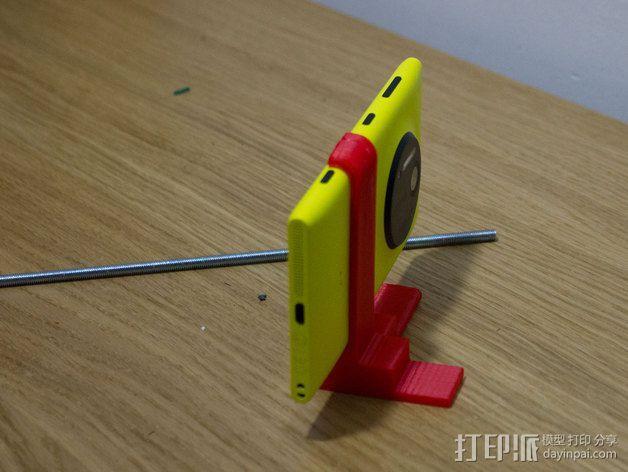 Lumia 1020站架  3D模型  图3