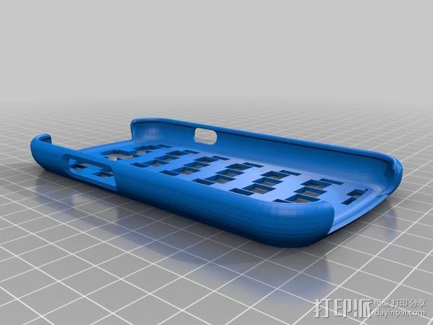 三星Galaxy S3幻觉系手机套 3D模型  图2