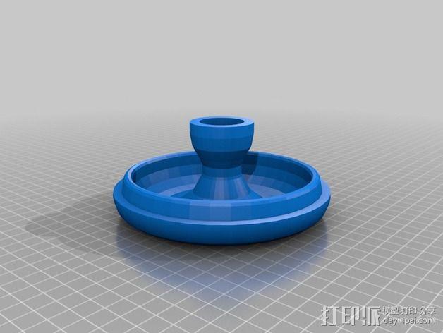 Imac Mini- IPad mini Imac 3D模型  图2