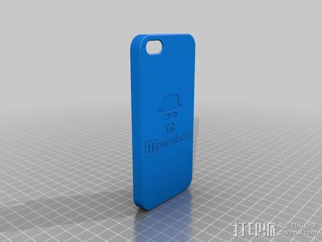 Iphone 5/5S手机套 3D模型  图2