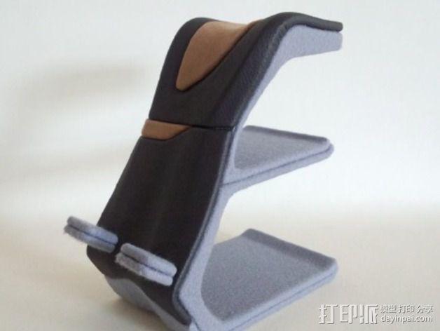 - uni-stand-P - 3D模型  图3