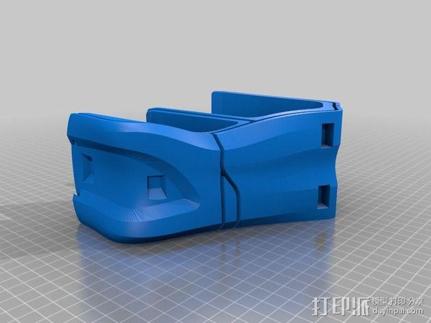 - uni-stand-P - 3D模型  图6