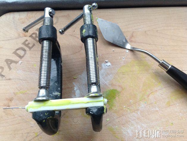 线夹 线缆收纳器 3D模型  图10
