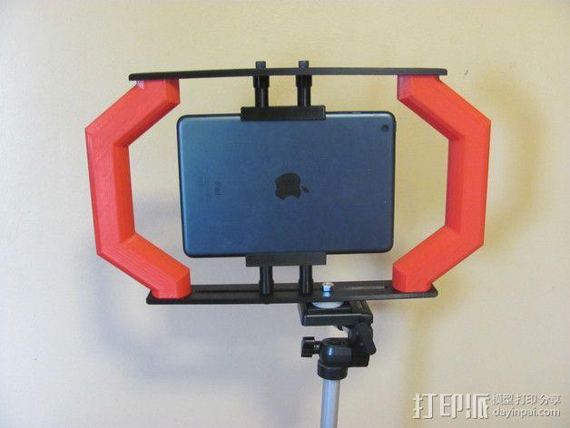 视频播客装备 3D模型  图4