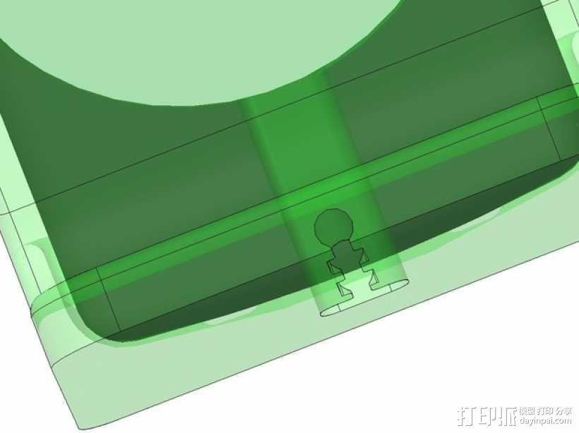 Nexus 5手机座 3D模型  图10