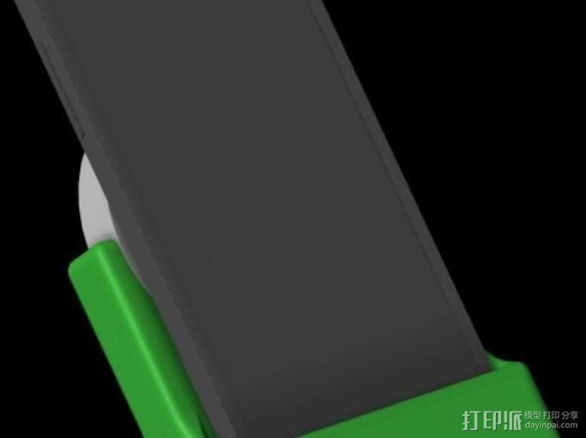 Nexus 5手机座 3D模型  图7