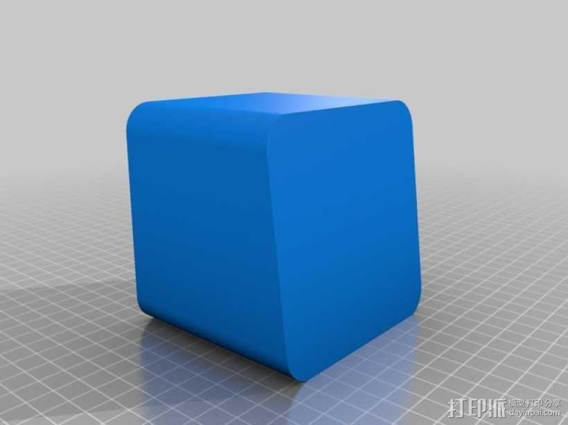 音箱 3D模型  图2
