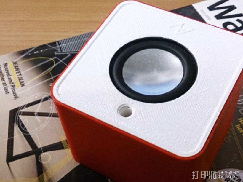 音箱 3D模型  图1