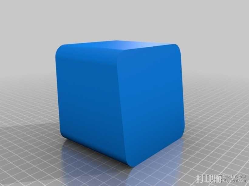 音箱 3D模型  图4