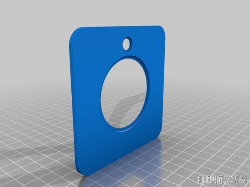 音箱 3D模型  图3