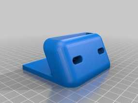 iPhone手机扩音器 手机座 3D模型