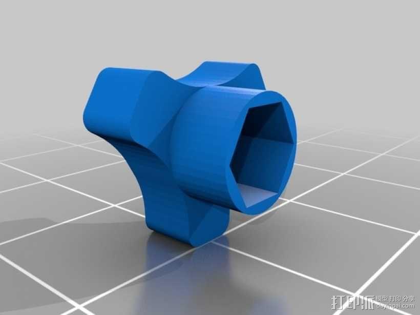 车用(或其他用途)iphone支架 3D模型  图8