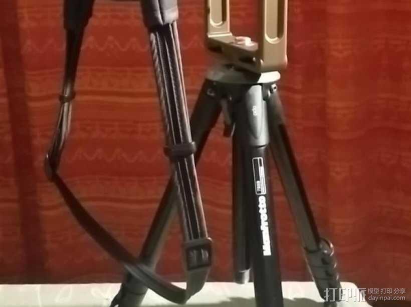 佳能10-22mm镜头360x180全景头、球形头 3D模型  图5