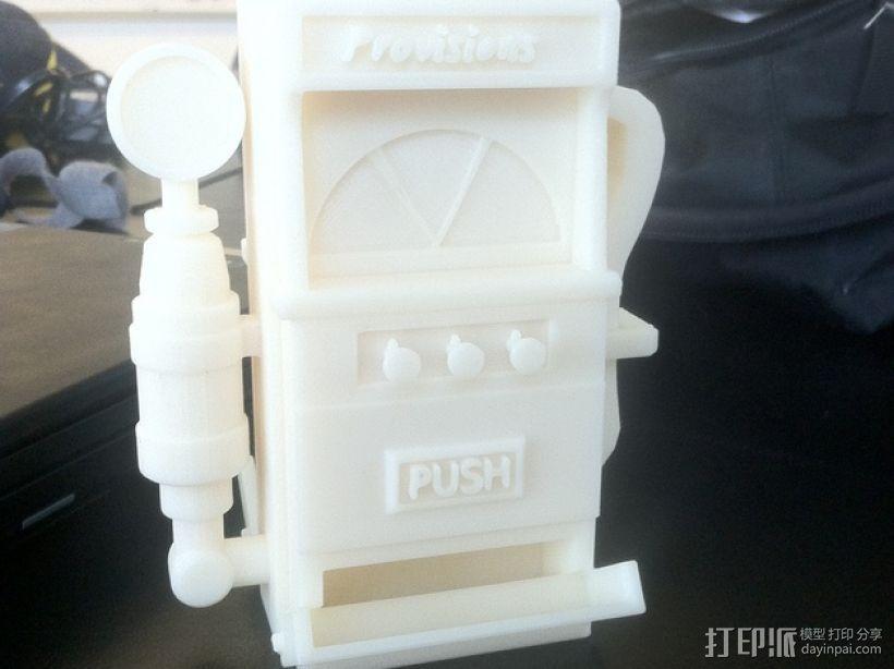 TF2机器 3D模型  图1