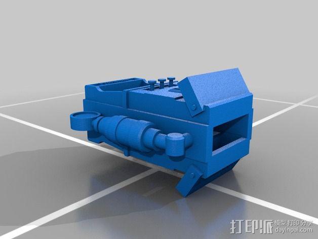 TF2机器 3D模型  图2