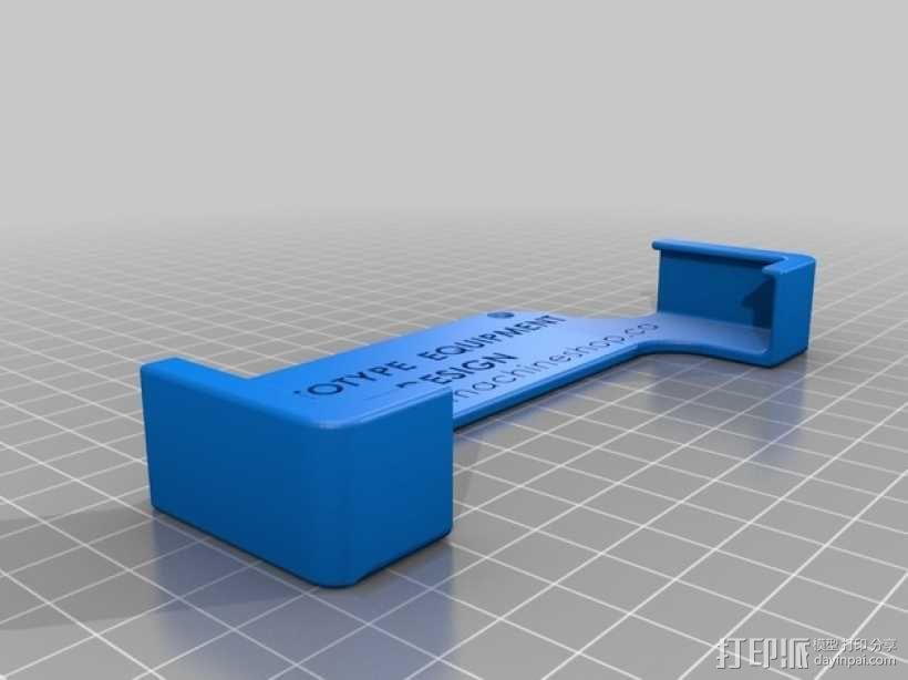 iphone5GPS仪表装置 3D模型  图4