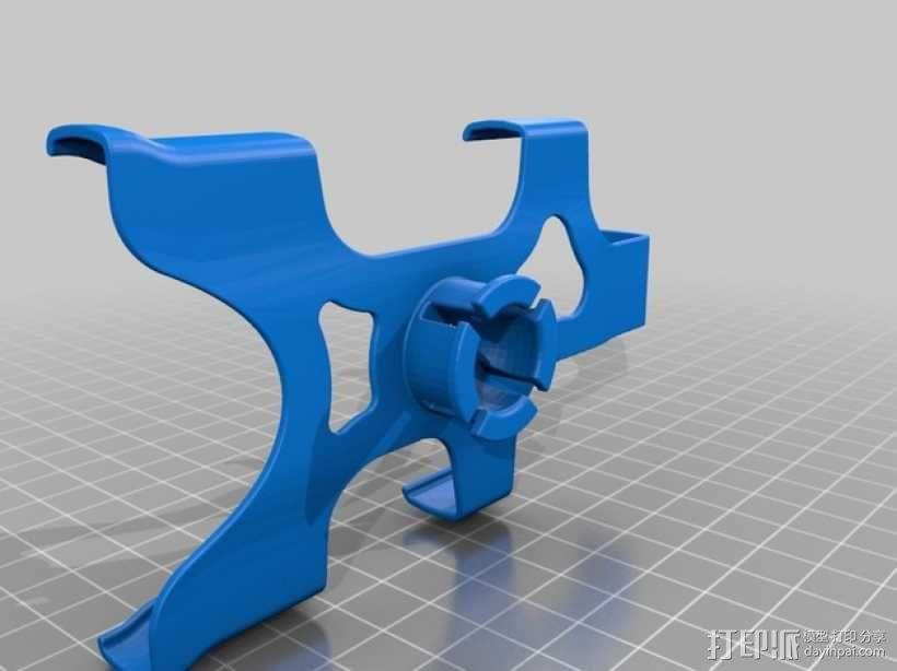 iphone5s车夹 3D模型  图1