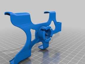 iphone5s车夹 3D模型