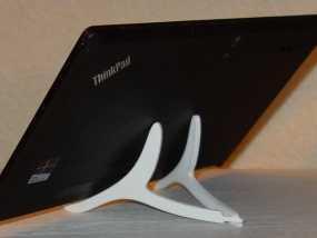 平板站架 3D模型