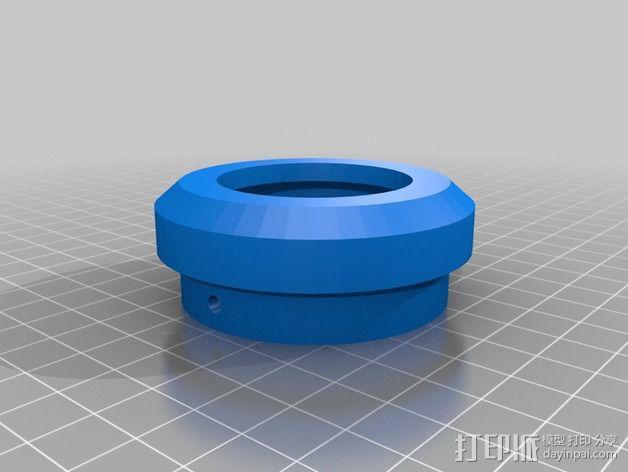 Grado耳机环 3D模型  图5