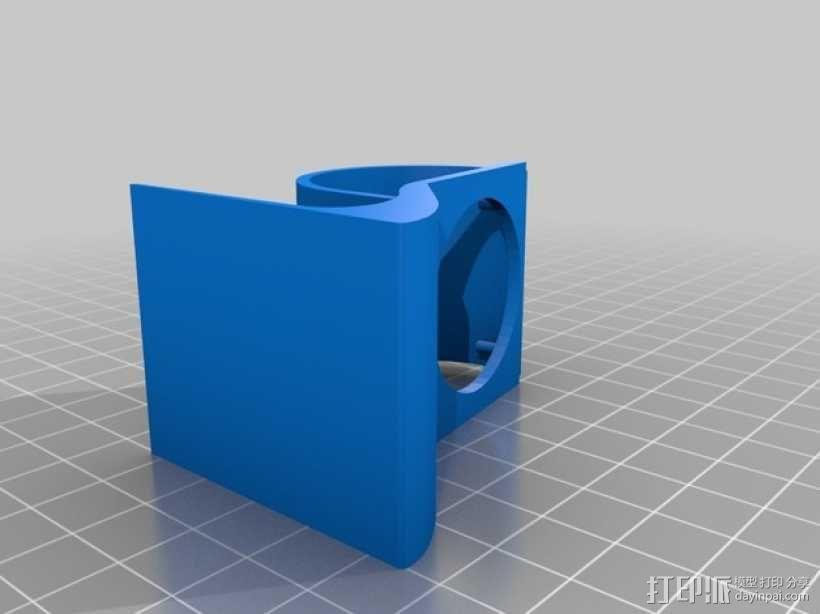 扬声器BR Visaton BF32 v2 3D模型  图6