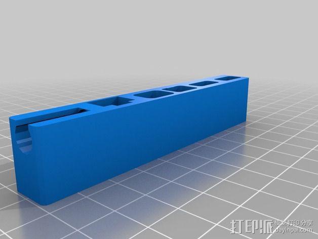 MacBook Pro连接锁 3D模型  图2