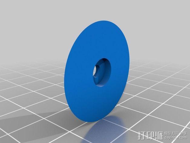 耳机杆HD 25 II 3D模型  图10