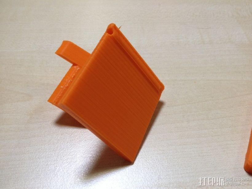 智能腕带充电座 3D模型  图6