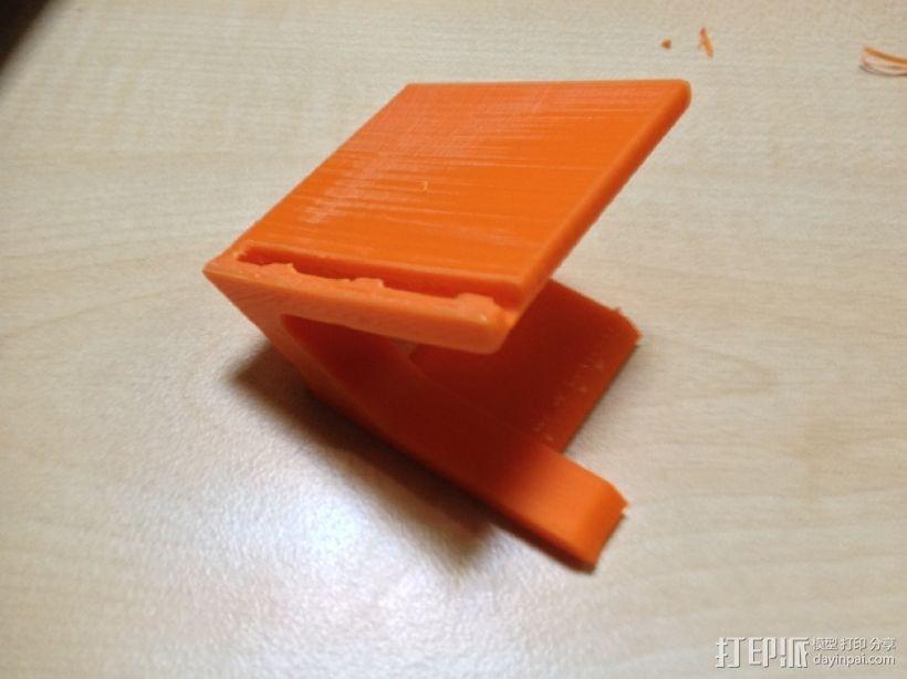 智能腕带充电座 3D模型  图8