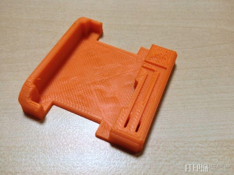智能腕带充电座 3D模型  图10