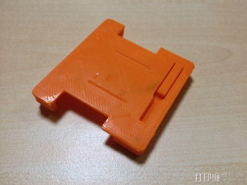 智能腕带充电座 3D模型  图11