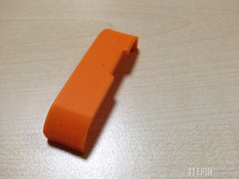 智能腕带充电座 3D模型  图16