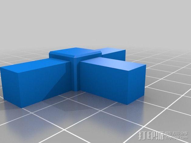 Mining RIG铝制外框 3D模型  图4