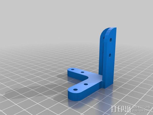 Mining RIG铝制外框 3D模型  图8