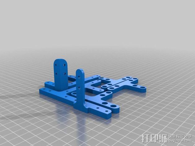 Mining RIG铝制外框 3D模型  图9