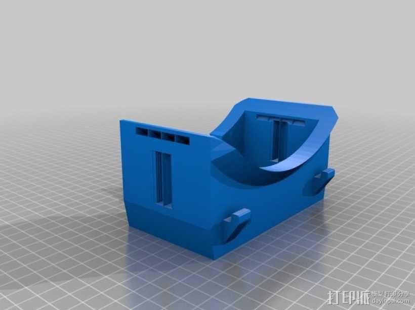 虚拟现实眼镜 3D模型  图7